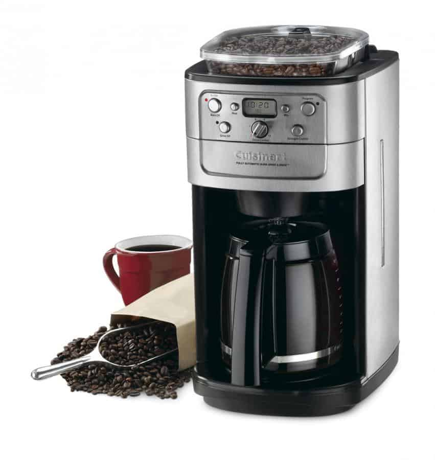 Best Coffee Maker With Grinder Triple Bar Coffee